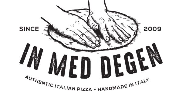 In Med Degen · Handgjorda italienska pizzabottnar